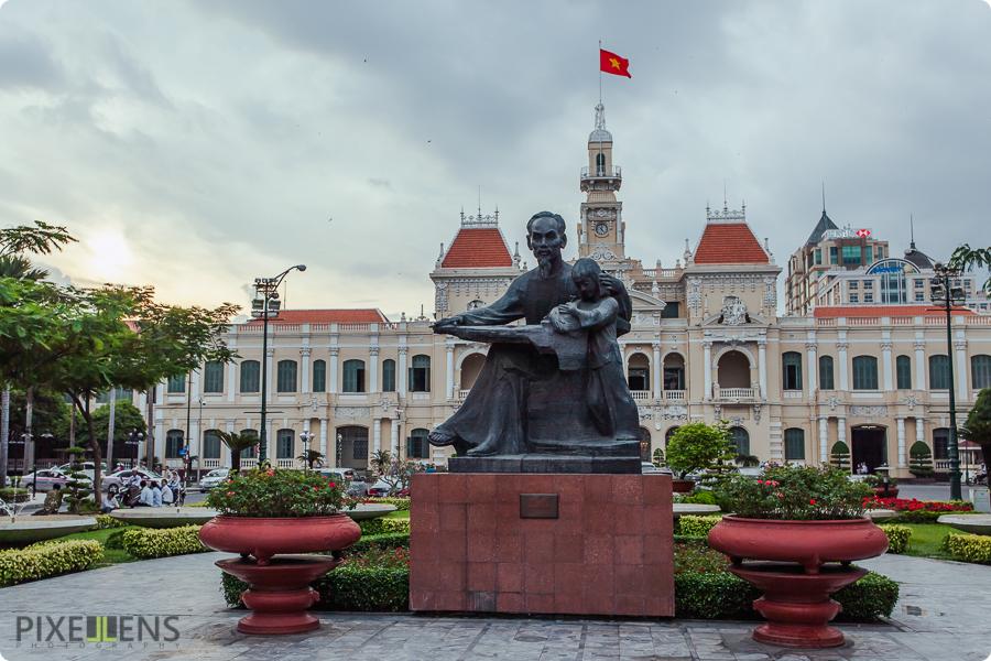 Vietnam h chi minh ville for Jardin des sens ho chi minh